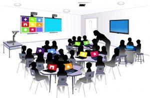 ادغام تکنولوژی در کلاس درس